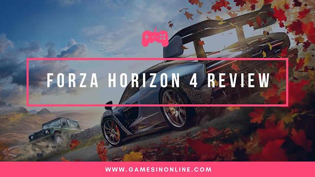 Forza Horizon 4 Review - New Season and Open World Adventure