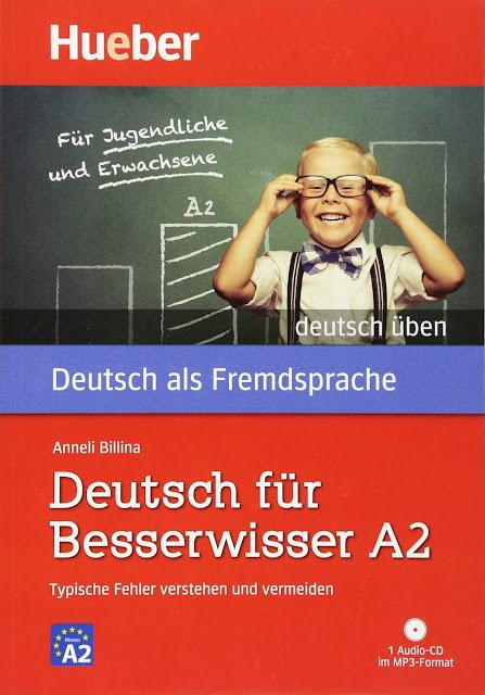 كتاب Deutsch für Besserwisser للمستوى A2 تحميل مجاني