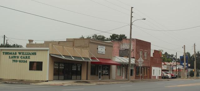 Main Street en Bushnell
