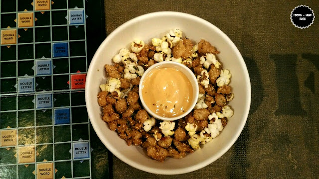 Chicken popcorn @ My Cousin's Place Version 2.0 | HSR | Bangalore