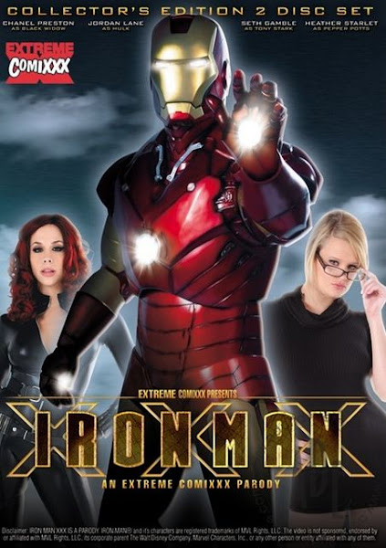 18+ Iron Man XXX An Extreme Comixxx Parody (2011) English Movies Download And Watch Online 720p