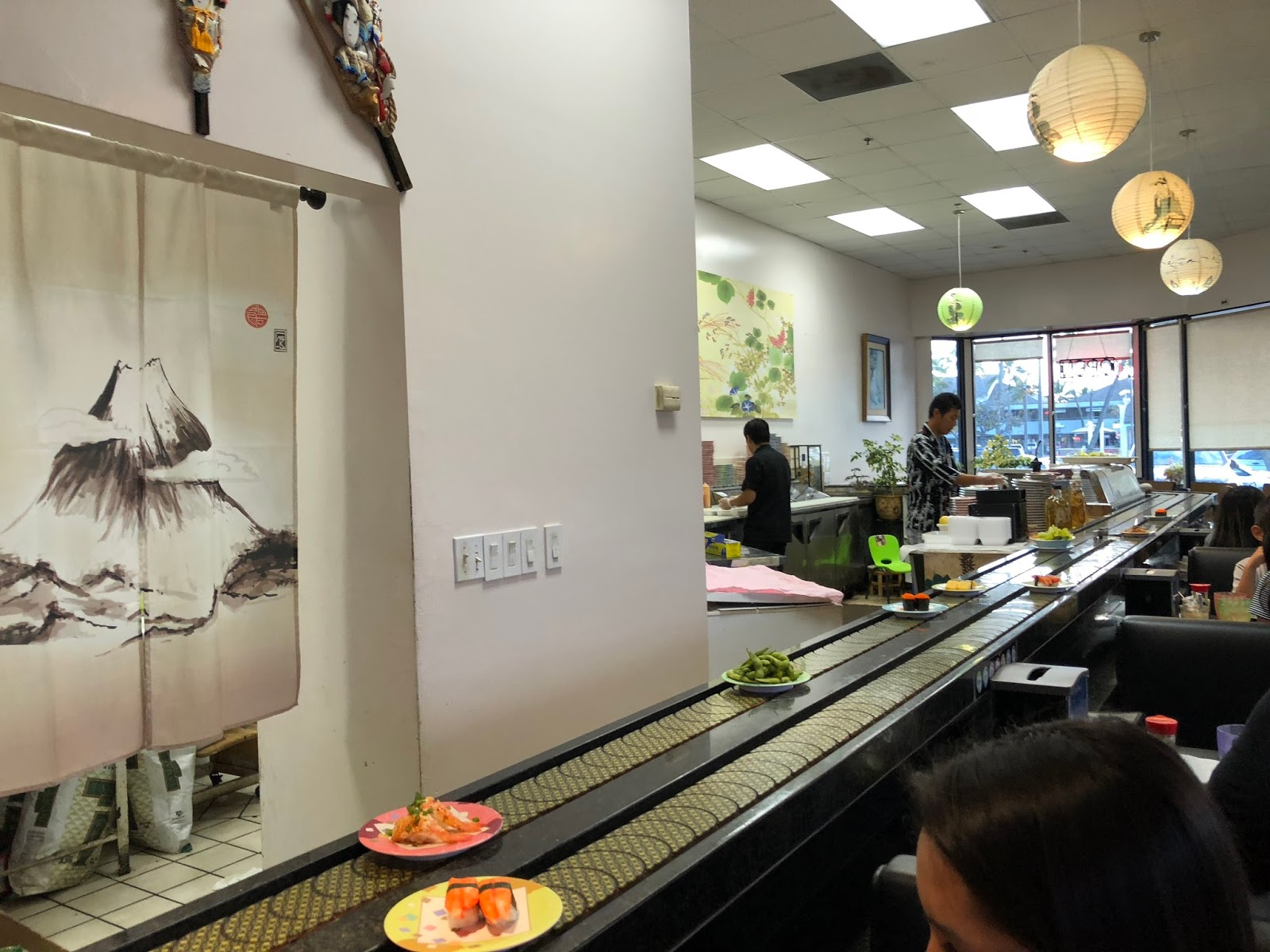 Cucina Amorosa Warehouse Import Taste Of Hawaii Hana Sushi