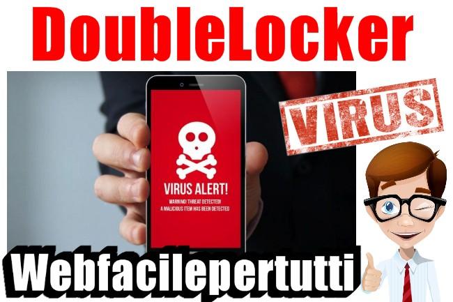 DoubleLocker | Attenziona Al Ransomware Android Che Cambia il PIN Dello Smartphone