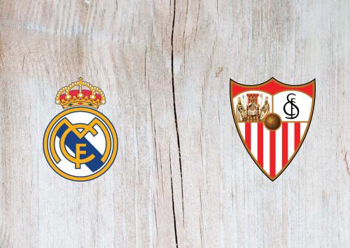 Real Madrid vs Sevilla -Highlights 09 May 2021