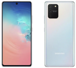 handphone samsung galaxy s20 terbaru 2020