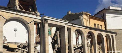 Οι συνέπειες του σεισμού στον πολιτισμό