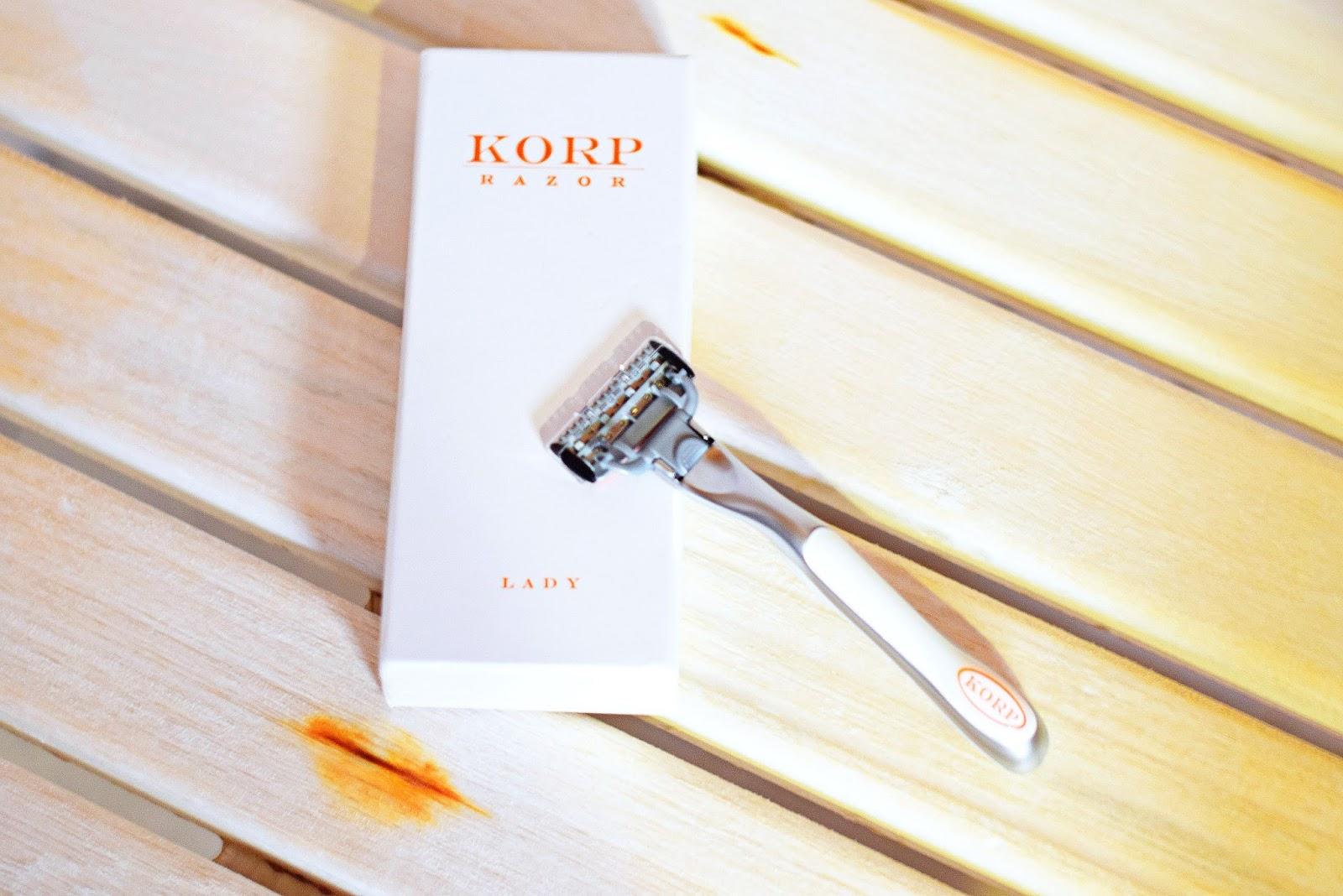 nery hdez, korp razor, depilación con cuchilla, consejo de belleza