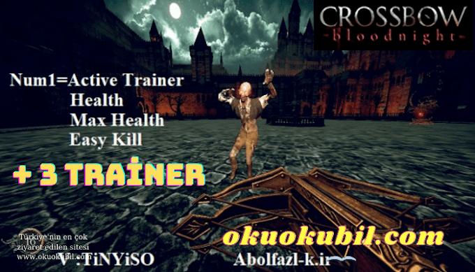 CROSSBOW: 1.0 Bloodnight Korku Gecesi + 3 Trainer Plus - 64 İndir