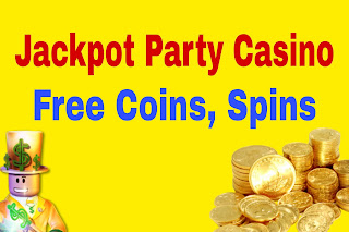 Jackpot Party Casino Slots : Get Daily 15K+ Free Coins, Bonus Gifts
