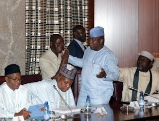 APC Govs. Tackles Buhari,REJECTS Ambassador-Designate Nominees
