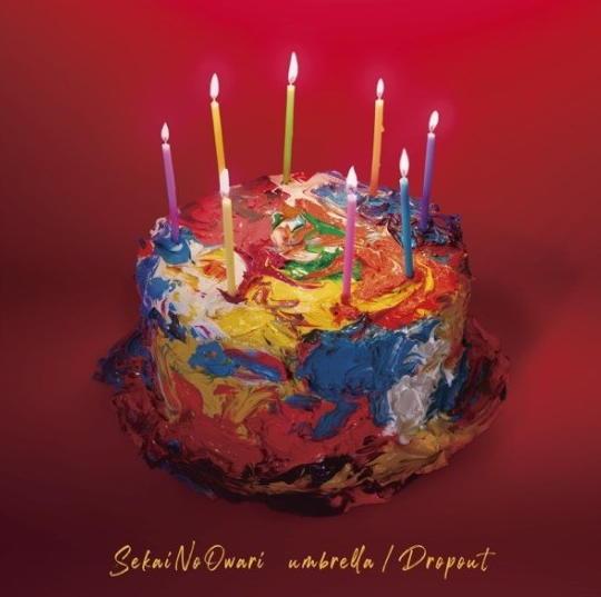 SEKAI NO OWARI - umbrella / Dropout - Single (2020) RAR