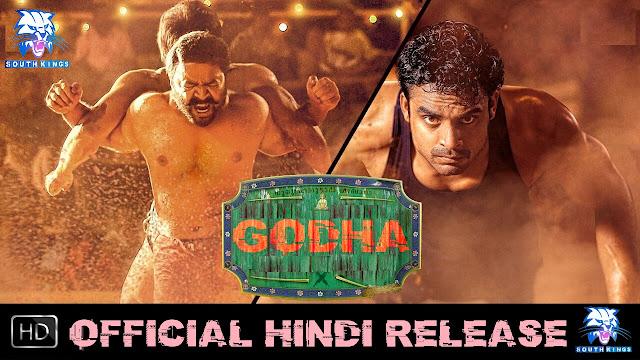 Godha 2018 Hindi Dubbed 720p HDRip Full Movie Download watch desiremovies world4ufree, worldfree4u,7starhd, 7starhd.info,9kmovies,9xfilms.org 300mbdownload.me,9xmovies.net, Bollywood,Tollywood,Torrent, Utorren