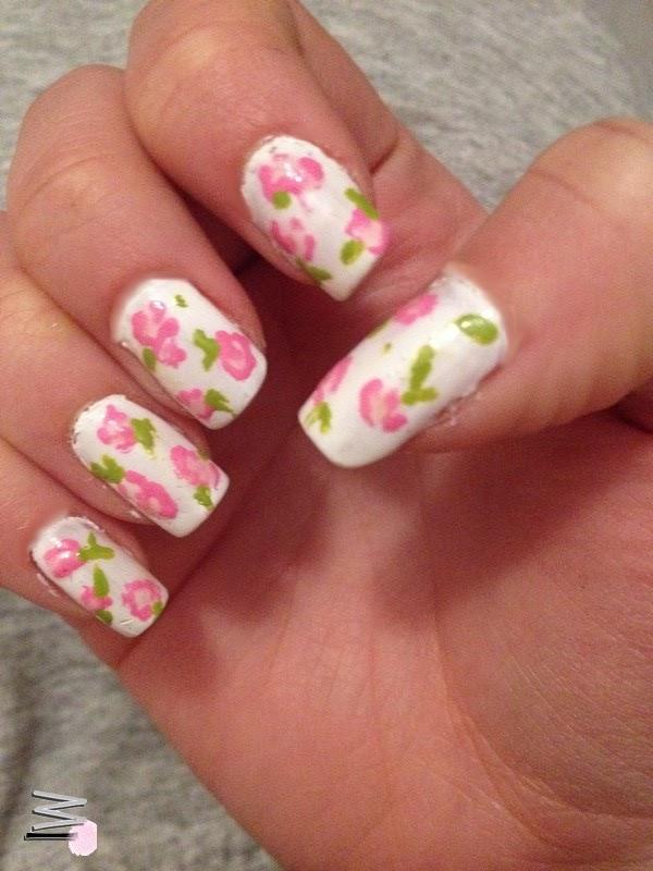 Nailbook Wzory I Zdobienia Manicure Klasyczny Maginspires Beauty Blog