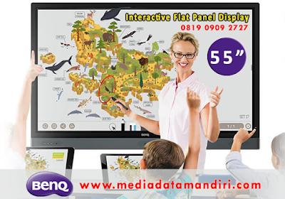 BenQ RM5501K Interactive Flat Panel