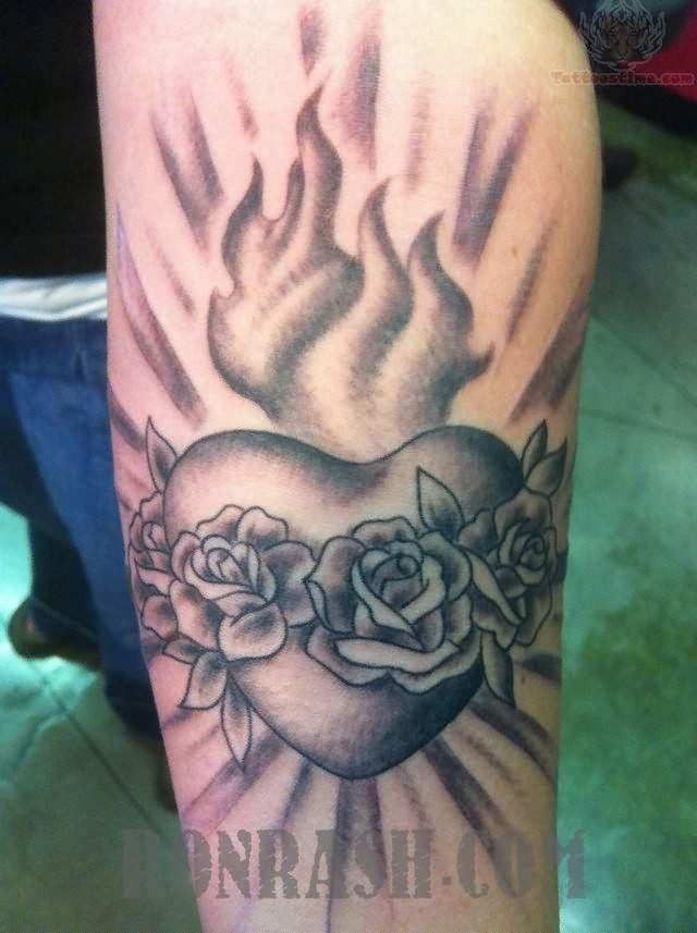 Tatuajes De Corazones Significado Y Diseños Belagoria La Web De