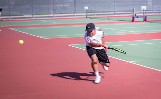 PG Tennis/Thursday's Scoreboard