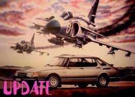 Saab Cars: Born From Jets