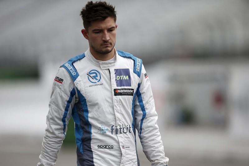 Jake Dennis, da BMW, dispara para a primeira posição na Pole da Fórmula E Julius Baer em Valência