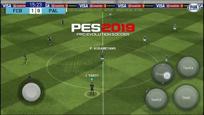 تحميل لعبة Pes 2019 apk مهكرة, لعبة بيس Pes 2019 مهكرة جاهزة للاندرويد, لعبة Pes 2019 مهكرة بروابط مباشرة