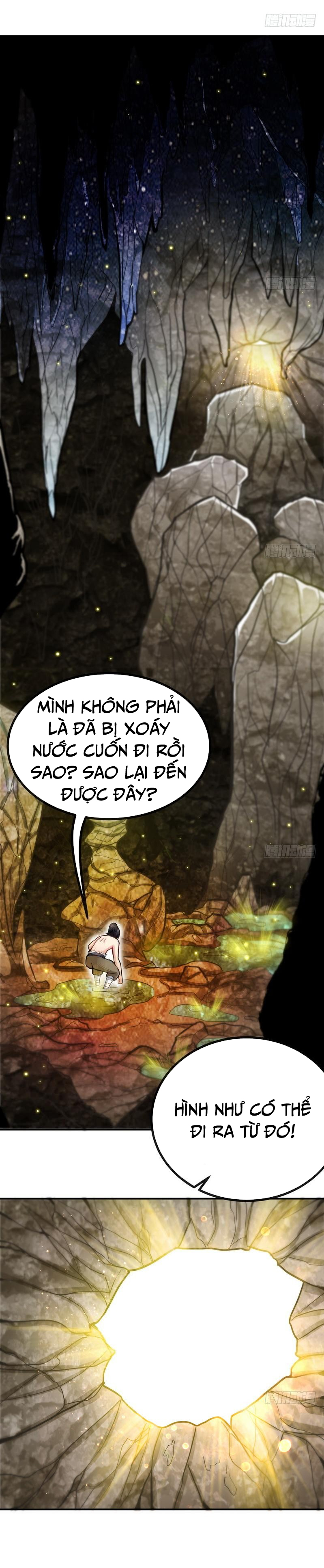 Chí Tôn Thần Ma chap 55 - Trang 5