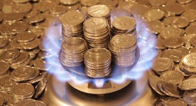 """Кабмин установил """"страховую цену"""" газа для населения в размере 8000 грн/1000 м³"""
