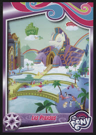 MLP Las Pegasus Series 4 Trading Card