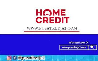 Lowongan Kerja SMA SMK PT Home Credit Indonesia Oktober 2020