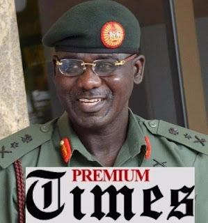 Army's Frustration, Premium Times' Sabotage, By Bukar Raheem
