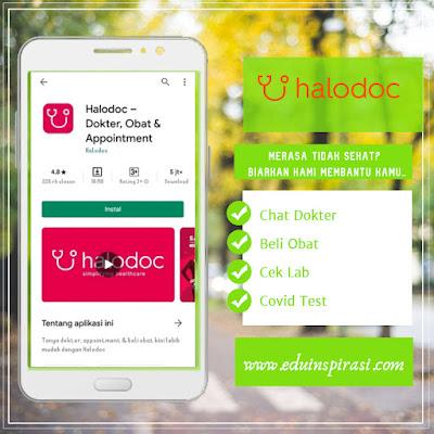 Cara Menggunakan Layanan Covid Test Halodoc