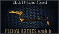 Glock 18 4game Special
