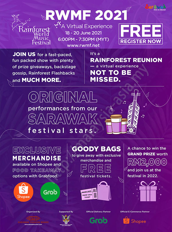 Promotion for RWMF 2021