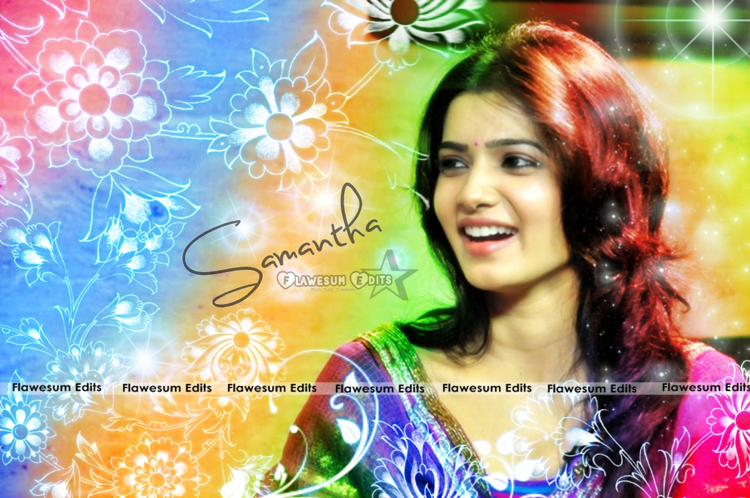Samantha Hd Wallpapers: Flawesum Edits: SAMANTHA HD Wallpapers
