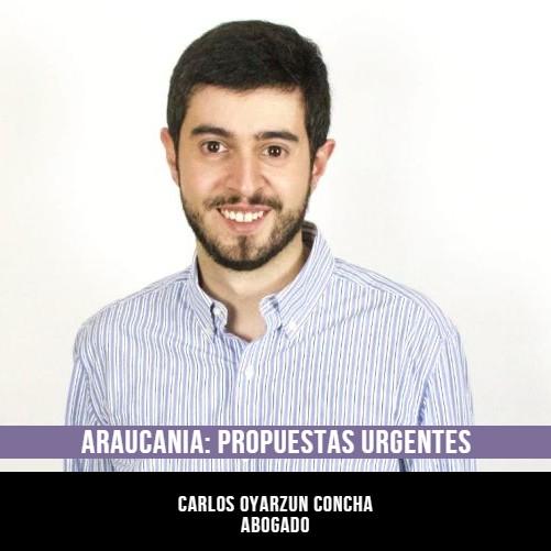 Carlos Oyarzún Concha
