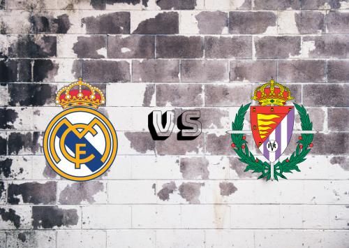 Real Madrid vs Real Valladolid  Resumen y Partido Completo