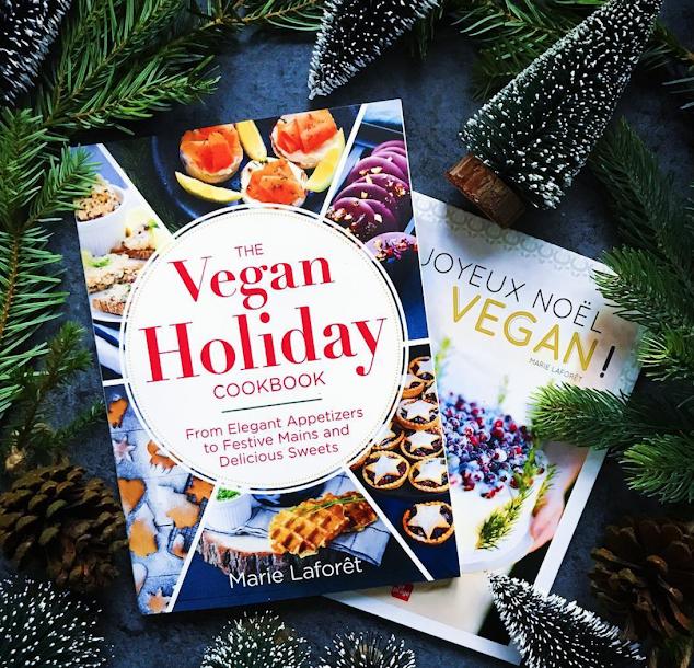 Recettes vegan pour les fêtes