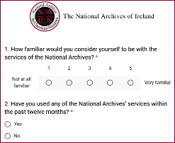 http://www.nationalarchives.ie/2018/11/national-archives-user-survey/