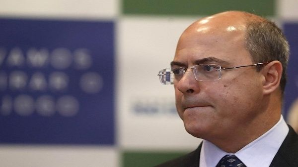 Gobernador de Río de Janeiro da positivo por Covid-19 en Brasil