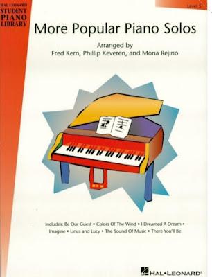 نوتاتالبيانو الأكثر شيوعًا - المستوى 5: تأليف مكتبة هال ليونارد للبيانو بواسطةفيليب Keveren،منى Rejinoوفريد كيرن
