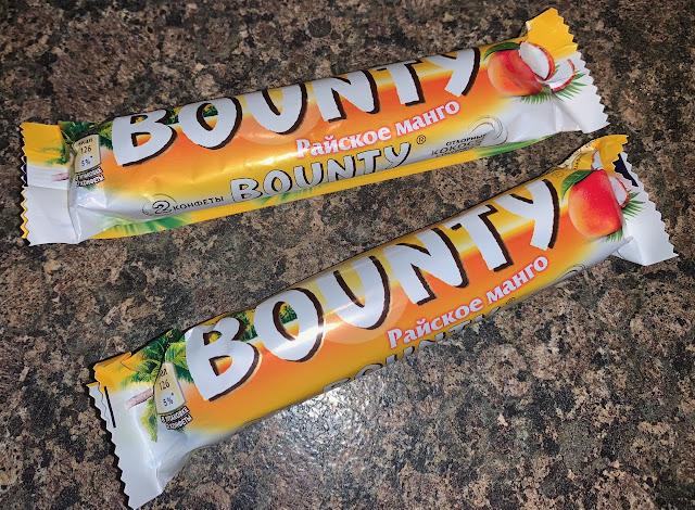 Mango Bounty Russia