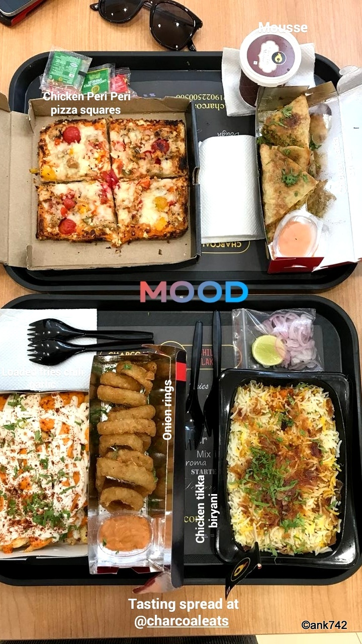 Food Tasting Event : Charcoal Eats, Amanora Mall - Pune