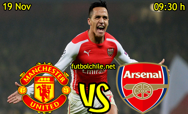 Ver stream hd youtube facebook movil android ios iphone table ipad windows mac linux resultado en vivo, online: Manchester United vs Arsenal
