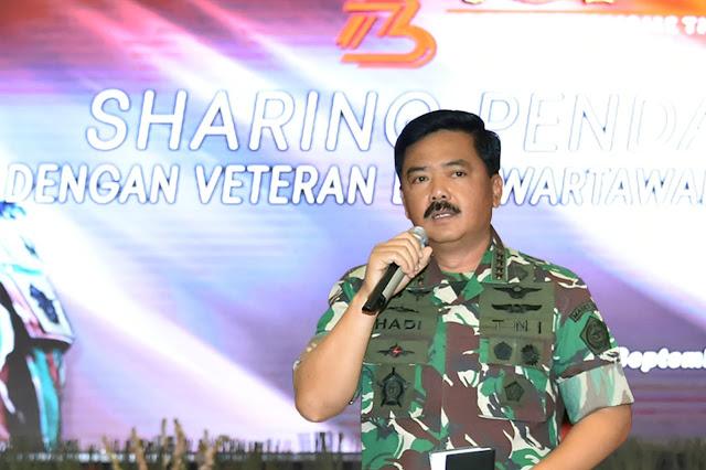 Panglima TNI: Silahkan Nonton Film G 30 S/PKI