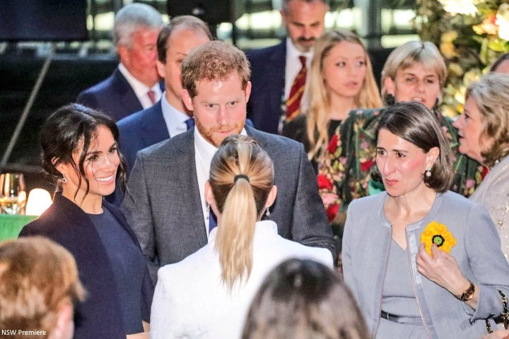 Mad About Meghan: Let the Games Begin: