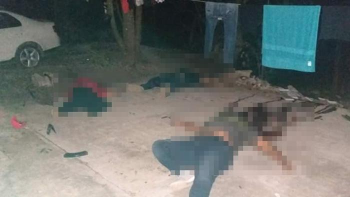 """Ejecutan a """"El 9"""" y a """"El Payo"""" líderes de """"Los Números"""" brazo armado de los """"Guerreros Unidos"""" en Cocula, Guerrero"""