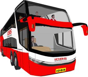 IDBS Bus Simulator 3.0 + Mod Apk terbaru Full Free for Android