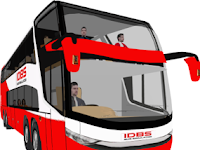 IDBS Bus Simulator Indonesia 3.0 Mod Apk Clone Unlimited Money