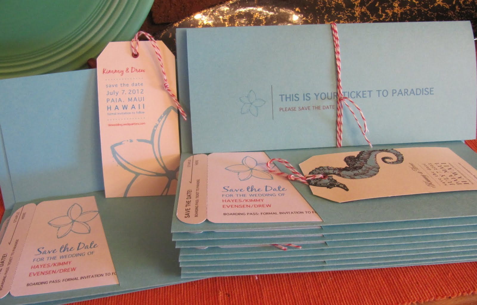 Top Tikilife: DIY: Making our Save the Dates AA47