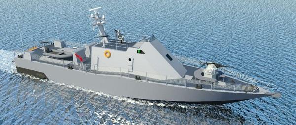 tàu Shaldag MK V