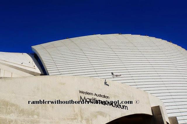 Western Australian Maritime Museum, Fremantle, WA, Australia