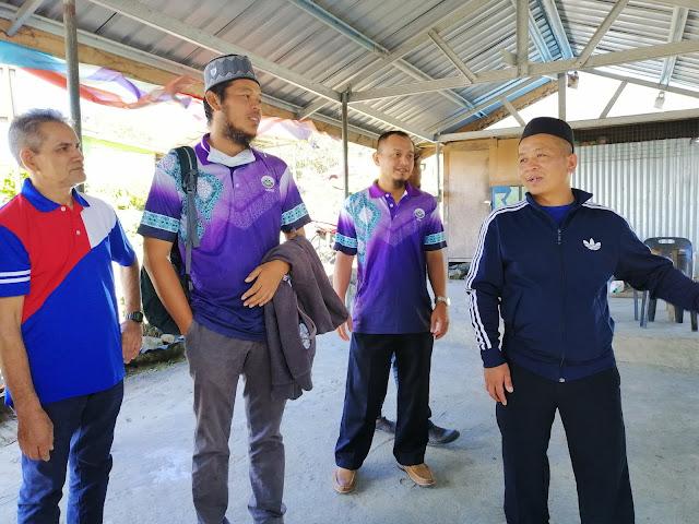 Lawatan Kerja AJK ke Sabah